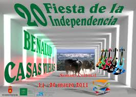 SEMANA CULTURAL DE BENALUP CASAS VIEJAS