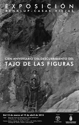 100 ANIV. DESCUBRIMIENTO DEL TAJO DE LAS FIGURAS
